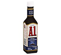 A.1. Sauce Smoky Black Pepper - 10 Oz