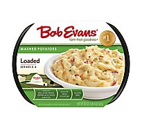 Bob Evans Mashed Potatoes Loaded - 20 Oz