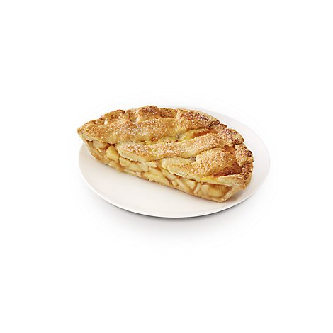 Bakery Pie Half Apple Lattice - Each