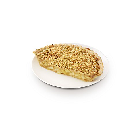 Bakery Pie Half Dutch Apple - Each