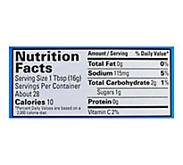Ortega Taco Sauce Thick & Smooth Original Mild Bottle - 16 Oz