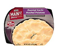 Resers Main Street Bistro Mashed Potatoes Garlic - 24 Oz