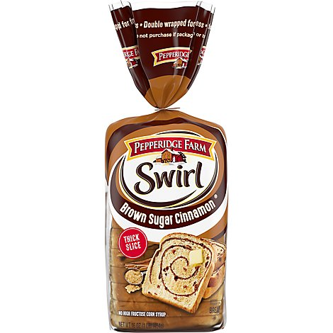 Pepperidge Farm Swirl Bread Brown Sugar - 16 Oz