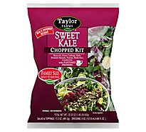 Taylor Farms Chopped Salad Sweet Kale Family Size - 23 Oz