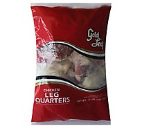 Meat Counter Chicken Leg Quarters Bag - 10 Lb