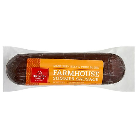 Hickory Farms Farmhouse Recipe Beef & Pork - 10 Oz