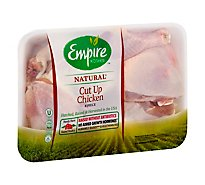 Empire Chicken 8 Piece Cut Up Kosher - 3.00 LB