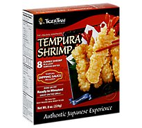 Tiger Thai Tempura Shrimp 8 Piece - 8 Oz