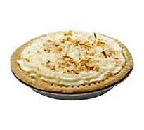 Bakery Pie Coconut Cream 9 Inch - Each