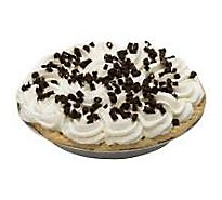 Bakery Pie Chocolate Cream 9 Inch - Each