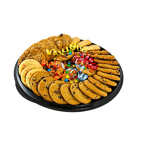 Bakery Platter Cookies  Everyday 36 Count - Each
