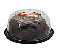 Cafe Valley Cake Bundt Chocolate - Each