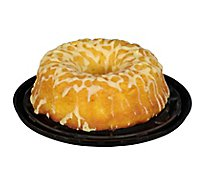 Bakery Cake Bundt Lemon - Each