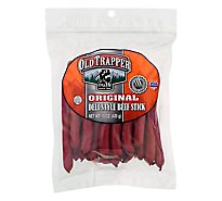 Old Trapper Beef Stick Deli Style Original - 15 Oz