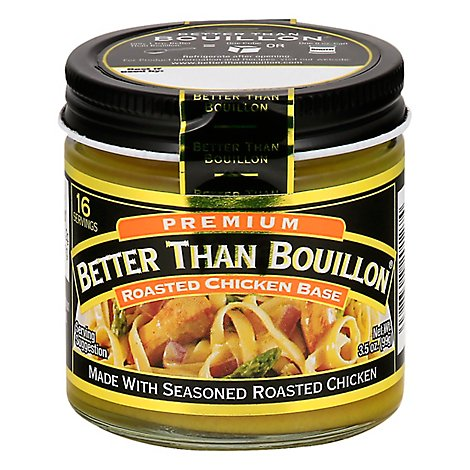 Better than Bouillon Base Premium Roasted Chicken - 3.5 Oz