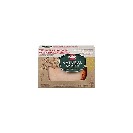 Hormel Natural Choice Sriracha Chicken - 7 Oz