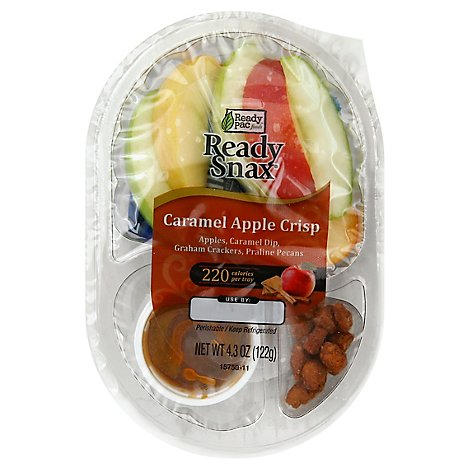 Ready Pac Ready Snax Apple Crisp - 3.8 Oz