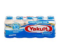 Yakult Light Probiotic Drink - 5-2.7 Oz
