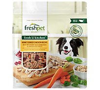 Freshpet Select Dog Food Fresh From The Kitchen Home Cooked Chicken Recipe Pouch - 1.75 Lb