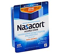 Nasacort Nasal Allergy Spray - 2-0.57 Fl. Oz.