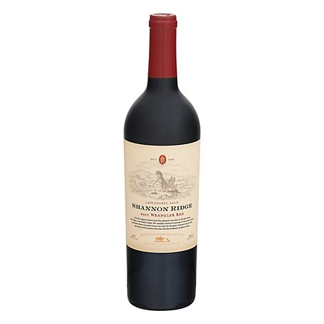 Shannon Ridge Wrangler Red Wine - 750 Ml
