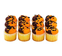 Cupcake Assorted Fall 24 Count - Each