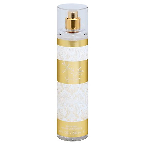 Jessica Simpson Fancy Love Fragrance Body Mist Spray - 8 Fl. Oz.