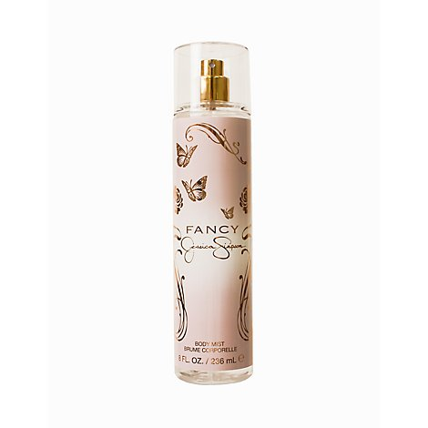Jessica Simpson Fancy Fragrance Body Mist Spray - 8 Fl. Oz.