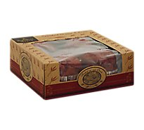 Bakery Muffins Red Velvet 4 Count - Each
