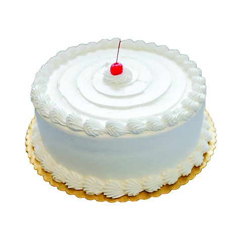 Bakery Cake Icing White Large - Each
