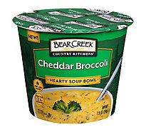 Bear Creek Soup Bowl Hearty Cheddar Broccoli - 1.9 Oz