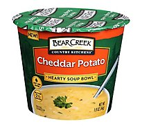 Bear Creek Soup Bowl Hearty Cheddar Potato - 1.9 Oz