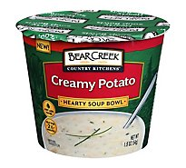 Bear Creek Soup Bowl Hearty Creamy Potato - 1.9 Oz