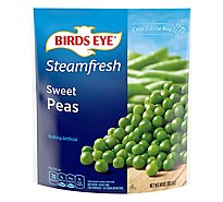 Birds Eye Steamfresh Selects Peas Sweet - 10 Oz