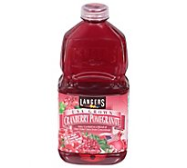 Langers Juice Cocktail Gold Medal Pomegranate Cranberry - 64 Fl. Oz.