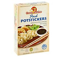 Crazy Cuizine Potstickers Pork - 20 Oz