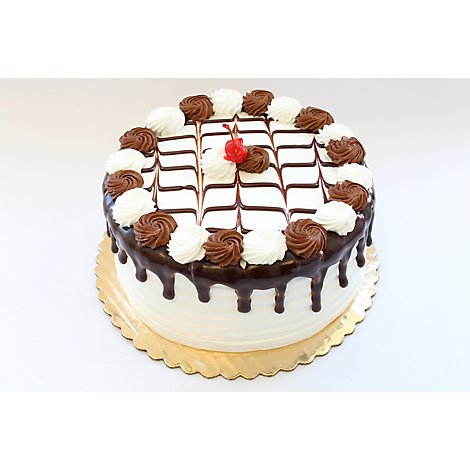 Bakery Cake 10 Inch 2 Layer Decorated - Each