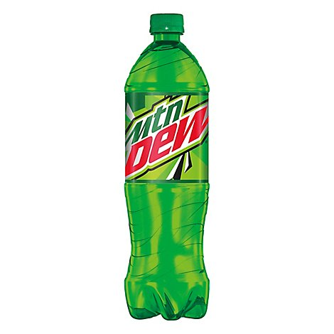 Mtn Dew Soda Original - 1.25 Liter