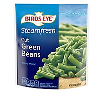 Birds Eye Steamfresh Selects Beans Green Cut - 10 Oz