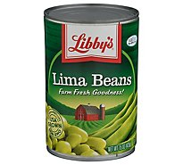 Libbys Lima Beans Tender Young - 15 Oz
