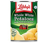 Libbys Potatoes Whole White - 15 Oz