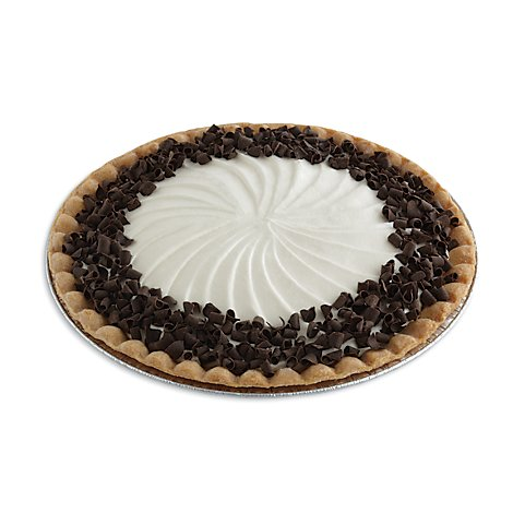 Bakery Pie Chocolate Cream With Ghirardelli - Each
