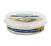 Roasted Garlic Ranch Dip - 12 Oz