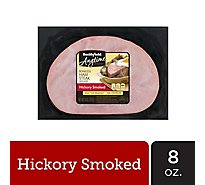 Smithfield Anytime Favorites Ham Steak Boneless Hickory Smoked 97% Fat Free - 8 Oz