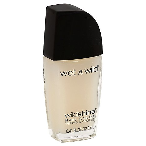 Wet N Wild Shine Nail Matte Top Coat .41 Fl. Oz.