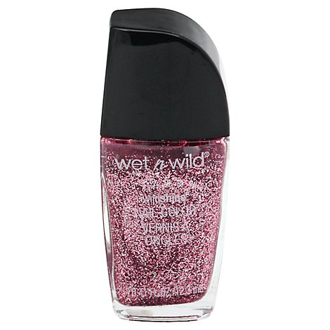 Wet N Wild Wild Shine Nail Color Sparked 480C - 0.41 Fl. Oz.