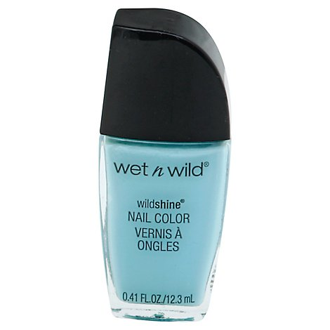 Wet N Wild Shine Nail Putting On Air .41 Fl. Oz.