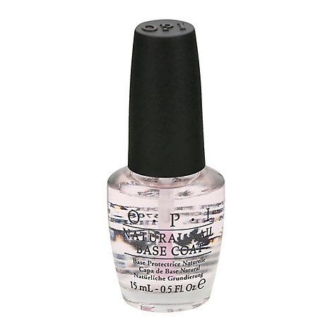 Opi Natural Nail Base Coat - Each