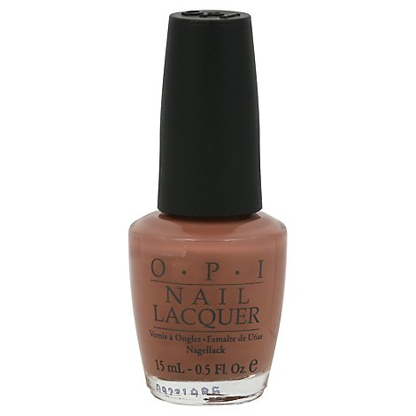 Opi Chocolate Moose - Each