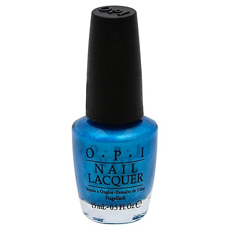 Opi Teal The Cows Come Home - Each